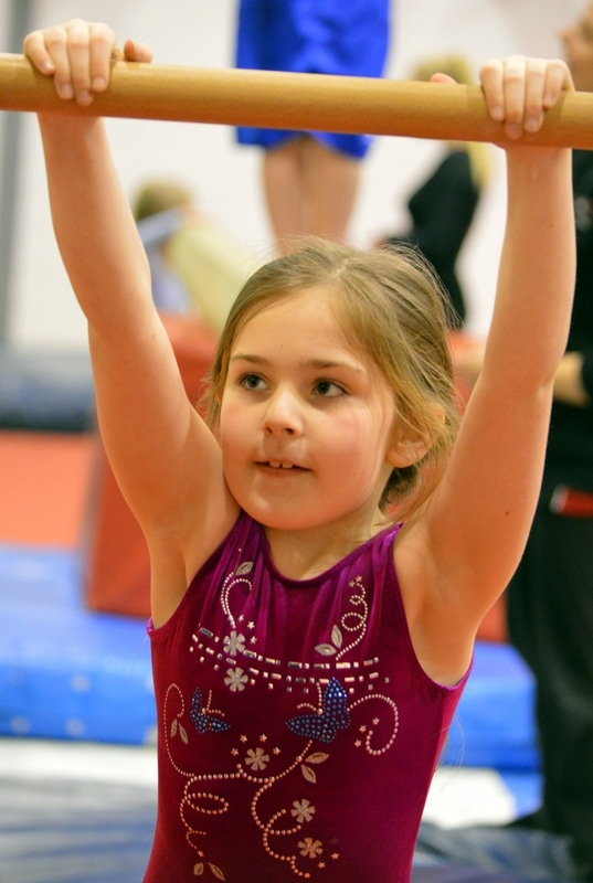Gymnastics Classes at AAAsports
